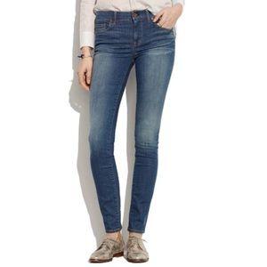 Madewell Skinny Skinny midrise jeans medium wash